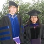 Sreerupa's Graduation