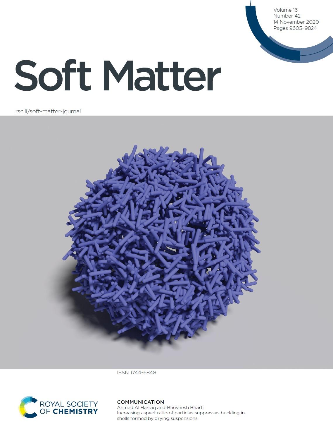 Soft Matter 2020