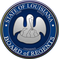 Louisiana Board of Regents logo